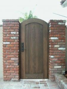 DIY Wood Gates #V2