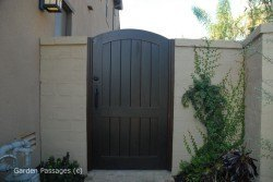 DIY Wood Gates #H6