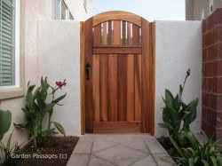 DIY Wood Gates #H7