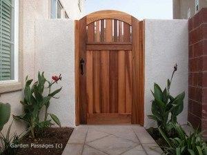DIY Wood Gates #H7