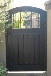 Premium Wood Gates #V2
