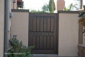 Premium Wood Gates #H9