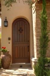 Premium Wood Gates # V13
