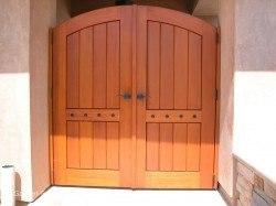 Premium Wood Gates #H25