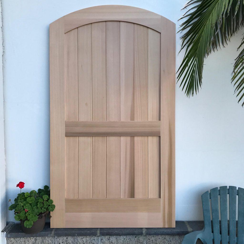 Diy Wood Gates Custom Wood Gates By Garden Passages
