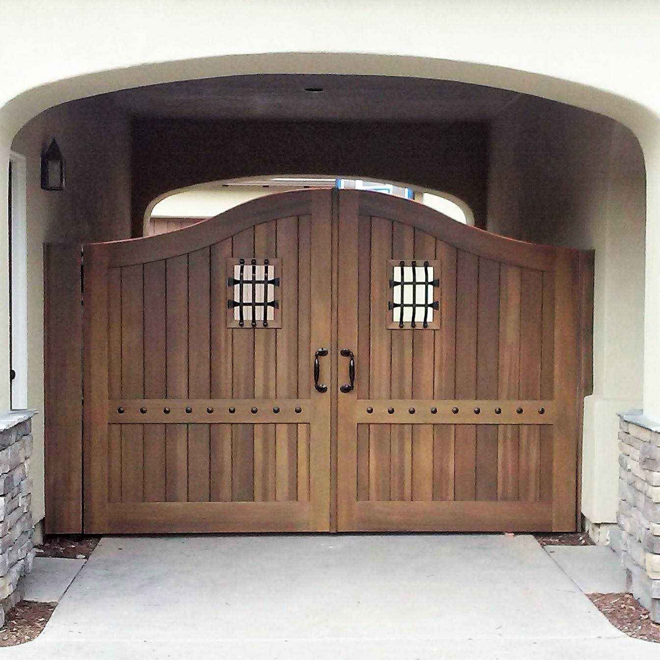 Double Wood Gate 513