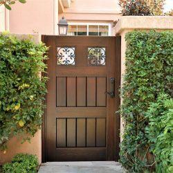 Premium Wood Gate #101