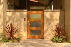 Designer Wood Gates #H8