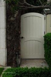 DIY Wood Gates #V3