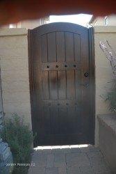 DIY Wood Gates #V4