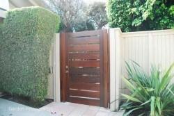 Premium Wood Gates #H39