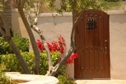 Premium Wood Gates #H1
