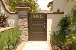 Premium Wood Gates #H28