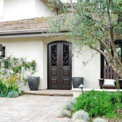 Designer Wood Gate #601