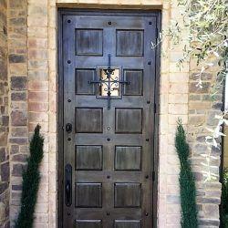 Designer Wood Gate #606