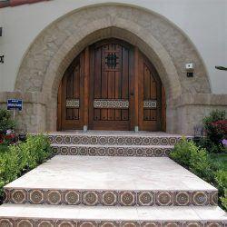 Designer Wood Gate #625