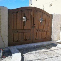 Double Wood Gate #502