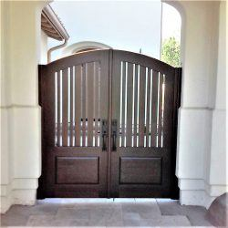 Double Wood Gate #505