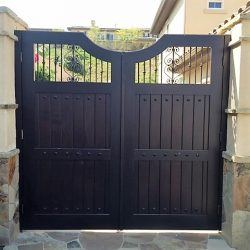Double Wood Gate #506