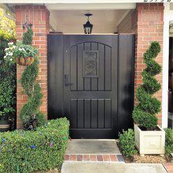 Premium Wood Gate #102