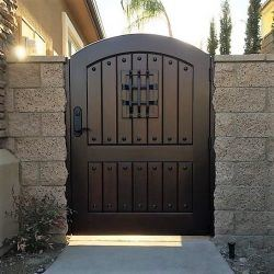 Old World & Tuscan Wood Gate #216