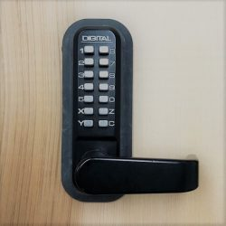 Mechanical Keypad Lever